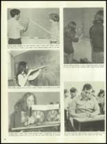 1971 Glendale High School Yearbook Page 40 & 41