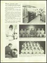 1971 Glendale High School Yearbook Page 62 & 63