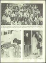 1971 Glendale High School Yearbook Page 68 & 69