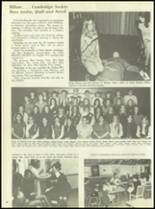 1971 Glendale High School Yearbook Page 70 & 71