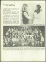 1971 Glendale High School Yearbook Page 72 & 73