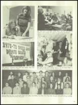 1971 Glendale High School Yearbook Page 80 & 81