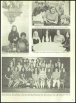 1971 Glendale High School Yearbook Page 82 & 83