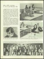 1971 Glendale High School Yearbook Page 84 & 85
