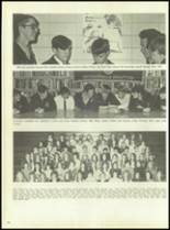 1971 Glendale High School Yearbook Page 90 & 91