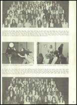 1971 Glendale High School Yearbook Page 92 & 93