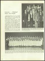 1971 Glendale High School Yearbook Page 98 & 99