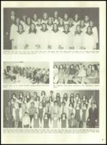 1971 Glendale High School Yearbook Page 100 & 101