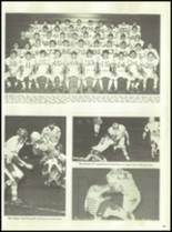 1971 Glendale High School Yearbook Page 110 & 111