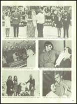 1971 Glendale High School Yearbook Page 130 & 131