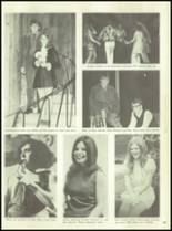 1971 Glendale High School Yearbook Page 132 & 133