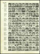 1971 Glendale High School Yearbook Page 156 & 157