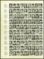 1971 Glendale High School Yearbook Page 162 & 163