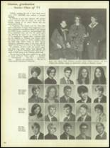 1971 Glendale High School Yearbook Page 166 & 167