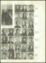 1971 Glendale High School Yearbook Page 172 & 173