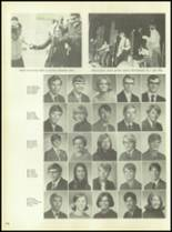 1971 Glendale High School Yearbook Page 182 & 183