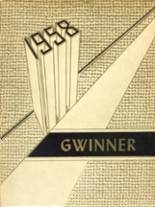 1958 Yearbook Gwinn High School