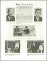 1966 Oak Park High School Yearbook Page 12 & 13