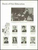 1966 Oak Park High School Yearbook Page 14 & 15
