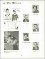 1966 Oak Park High School Yearbook Page 16 & 17