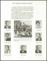 1966 Oak Park High School Yearbook Page 22 & 23