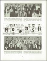 1966 Oak Park High School Yearbook Page 30 & 31