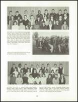 1966 Oak Park High School Yearbook Page 32 & 33