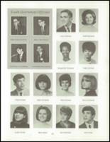 1966 Oak Park High School Yearbook Page 54 & 55