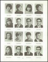 1966 Oak Park High School Yearbook Page 58 & 59