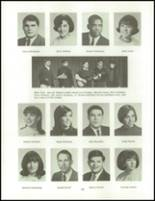 1966 Oak Park High School Yearbook Page 66 & 67