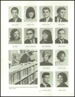 1966 Oak Park High School Yearbook Page 70 & 71