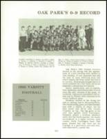 1966 Oak Park High School Yearbook Page 118 & 119