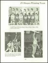 1966 Oak Park High School Yearbook Page 124 & 125