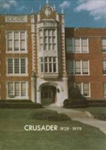 1979 Yearbook Woodrow Wilson High School