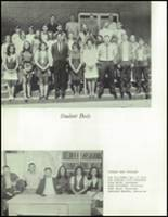 1970 Virginia City High School Yearbook Page 14 & 15