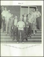 1970 Virginia City High School Yearbook Page 32 & 33