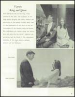 1970 Virginia City High School Yearbook Page 50 & 51