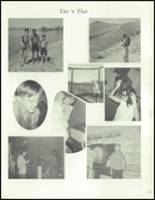 1970 Virginia City High School Yearbook Page 52 & 53