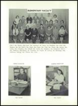 1965 Hancock Central High School Yearbook Page 10 & 11