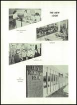 1965 Hancock Central High School Yearbook Page 16 & 17