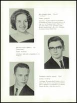 1965 Hancock Central High School Yearbook Page 20 & 21