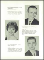 1965 Hancock Central High School Yearbook Page 26 & 27