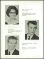 1965 Hancock Central High School Yearbook Page 32 & 33