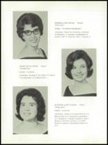 1965 Hancock Central High School Yearbook Page 36 & 37