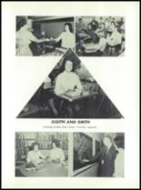 1965 Hancock Central High School Yearbook Page 40 & 41