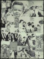 1965 Hancock Central High School Yearbook Page 44 & 45
