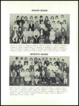 1965 Hancock Central High School Yearbook Page 54 & 55