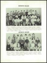 1965 Hancock Central High School Yearbook Page 56 & 57