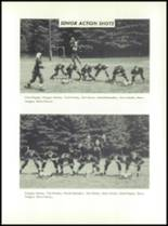 1965 Hancock Central High School Yearbook Page 58 & 59