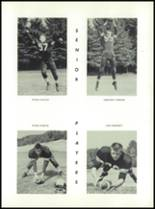1965 Hancock Central High School Yearbook Page 60 & 61